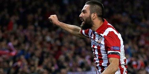 L'Atlético Madrid représentera la Turquie en quart de finale.