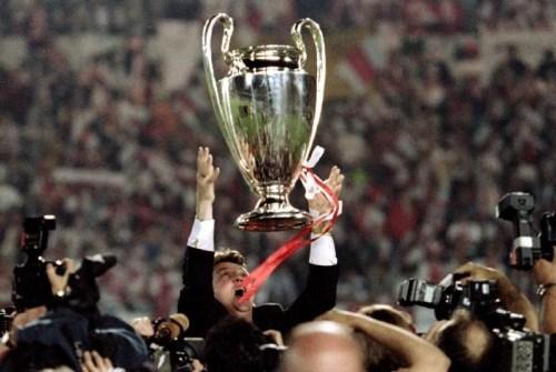 Louis Van Gaal / La Ligue des Champions