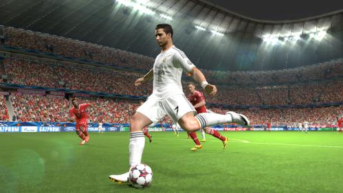 Cristiano Ronaldo n'est pas gaucher.