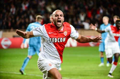 La joie rageuse d'Aymen Abdennour, qui envoie l'ASM en 1/8 de finale de Ligue des Champions