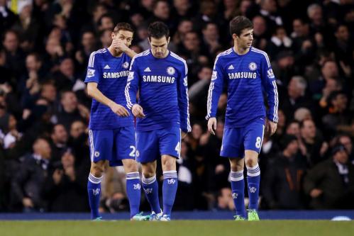 Matic, Fabregas et Oscar ; symboles de la progression créative de Chelsea… Et de sa nouvelle fragilité ?