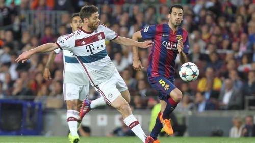Exploiter l'espace entre Busquets et ses centraux : l'espoir du Bayern ce soir